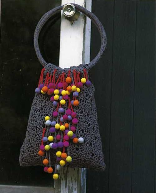 178 best knitting bags вязанные сумочки images on Pinterest ...