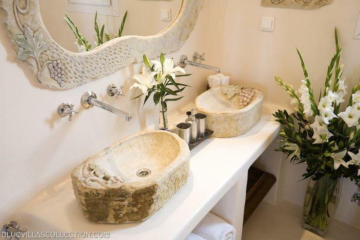 Hurmuses Villa Bathroom