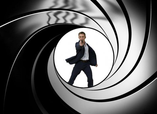 Who's excited for Skyfall tomorrow? Then you'll want to check this out!James Bond Gunbarrel Sequences 1962-2008