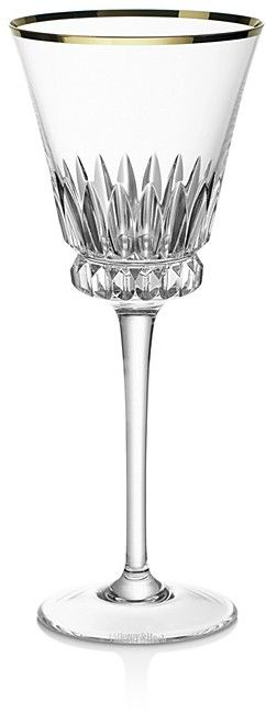 Villeroy & Boch Grand Royal Gold White Wine Glass - 100% Exclusive
