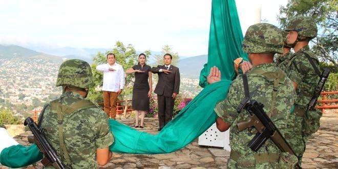 Oaxaca Digital | Impulsar la justicia social para honrar a nuestros héroes nacionales: SETRAO