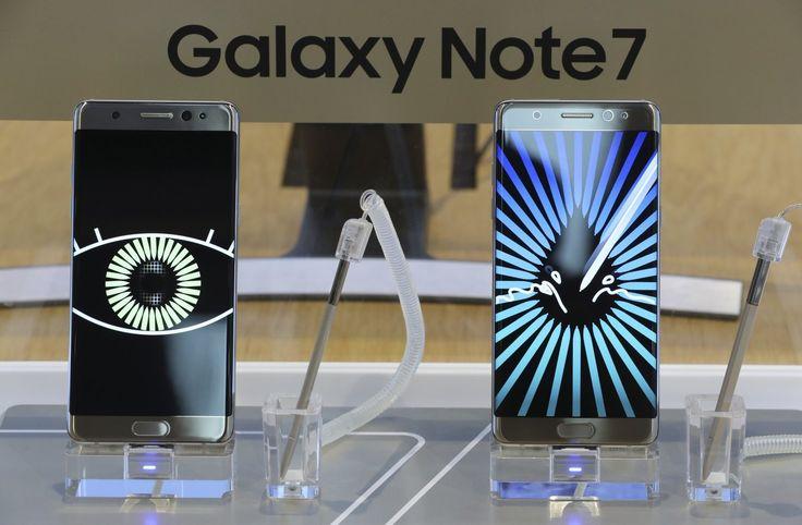 Samsung ainda desconhece motivo de falhas na bateria do Note 7