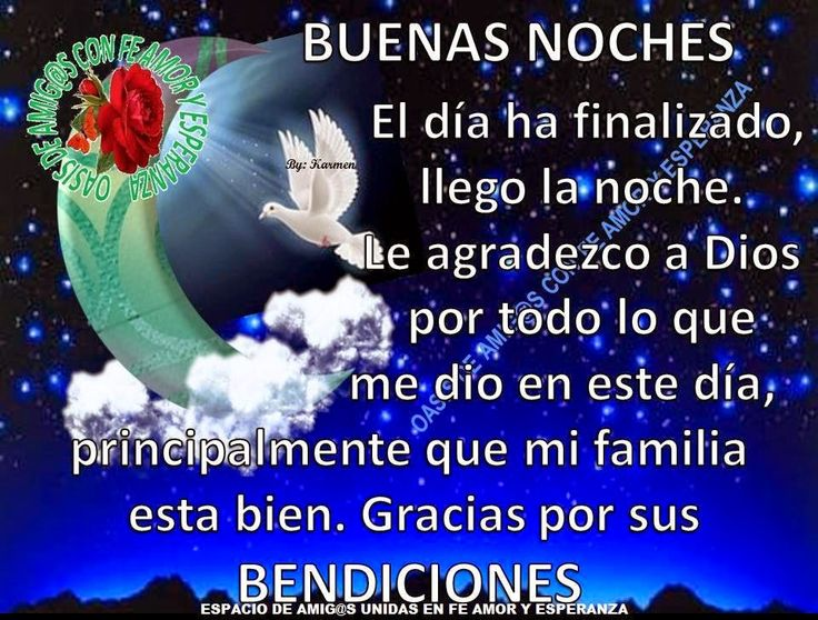 Buenas Frases Para Facebook: 79 Best Images About Mensajes De Buenas Noches. On