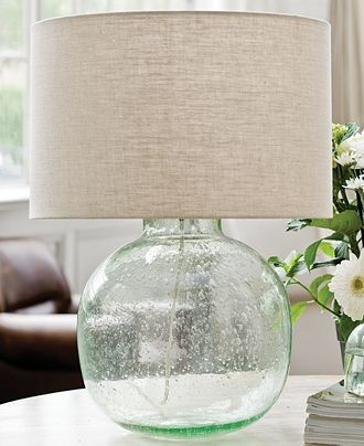 Regina Andrew Seeded Vessel Table Lamp - Lighting & Lamps - For The Home - Macy's