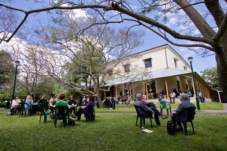 EWF Roadshow at the NSW Writers' Centre
