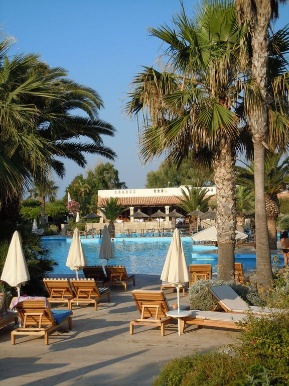 Aquila Rithymna Beach  Main Pool