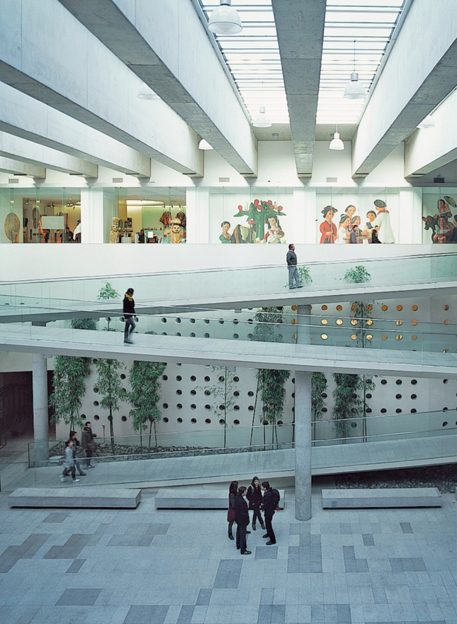 santiago chile centro cultural palacio la moneda