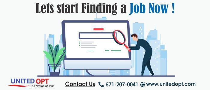 Find Best Jobs In Us Job Hunting Job Find A Job