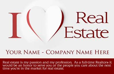 Valentines Day Postcards For Realtors® - Your favorite design is customized by a graphics designer - No extra charge
