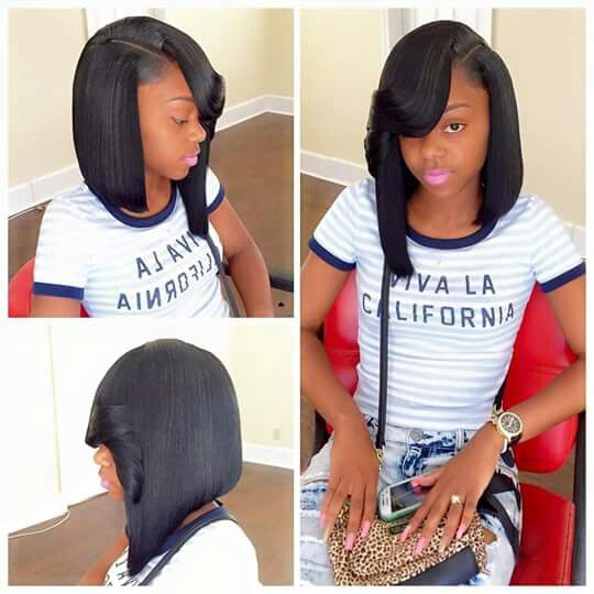 Pin By Jay On Hair Pinterest Bobs Hair Style And