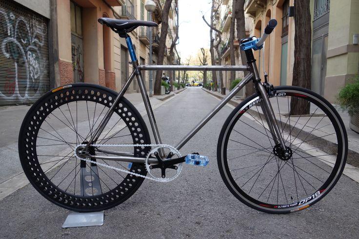 Puro Fixie Barcelona