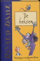 Mijn recensie over Roald Dahl – De heksen (2e recensie) | http://www.ikvindlezenleuk.nl/2015/12/roald-dahl-de-heksen-2erecensie/