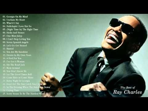 Best Songs of Ray Charles   Ray Charles's Greatest Hits - LA MUSICA NEL CUORE/MUSIC IN THE HEART