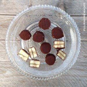 bananenbonbons - Puur Homemade by Cilla Tibbe - www.puurhomemade.nl