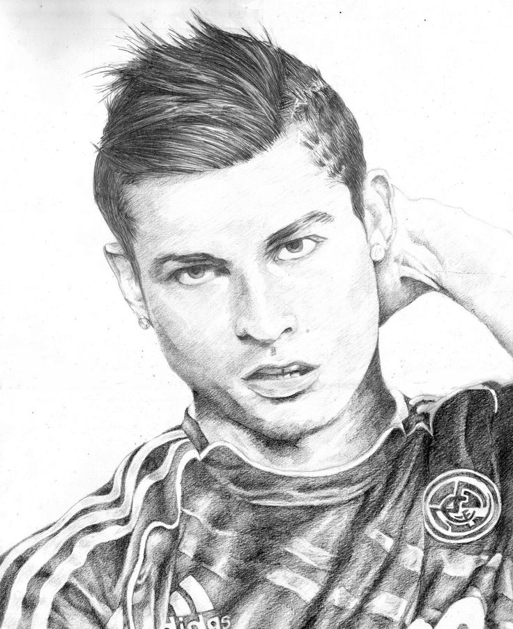27 best Cristiano Ronaldo Illustrations images on Pinterest - new coloring pages ronaldo