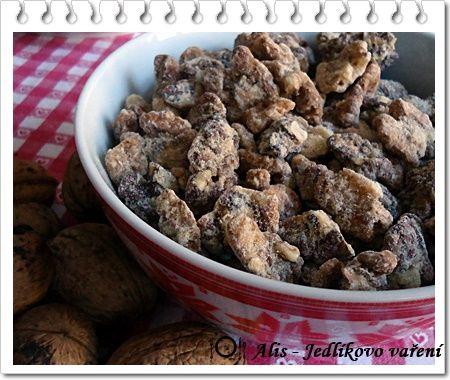 Jedlíkovo vaření: Sladké vlašské ořechy