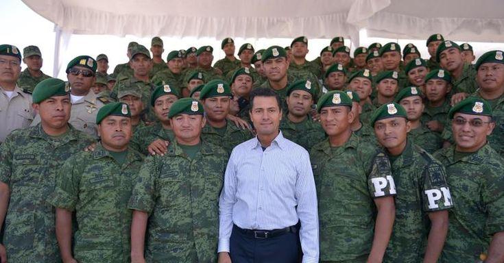 Reconocimiento a la institucionalidad y lealtad de las Fuerzas Armadas de México