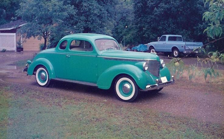 1938 DeSoto & 1968 Chevy pickup | My cars Past & Present | Pinterest