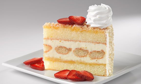 Cheesecake Factory Restaurant Copycat Recipes: Limoncello Cream Torte