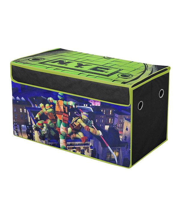 Another great find on #zulily! TMNT 'NYC' Collapsible Storage Trunk by Teenage Mutant Ninja Turtles #zulilyfinds