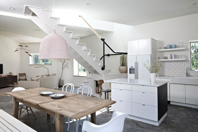 ... Dupuis design en Californie maison interieur moderne Idee Deco Maison