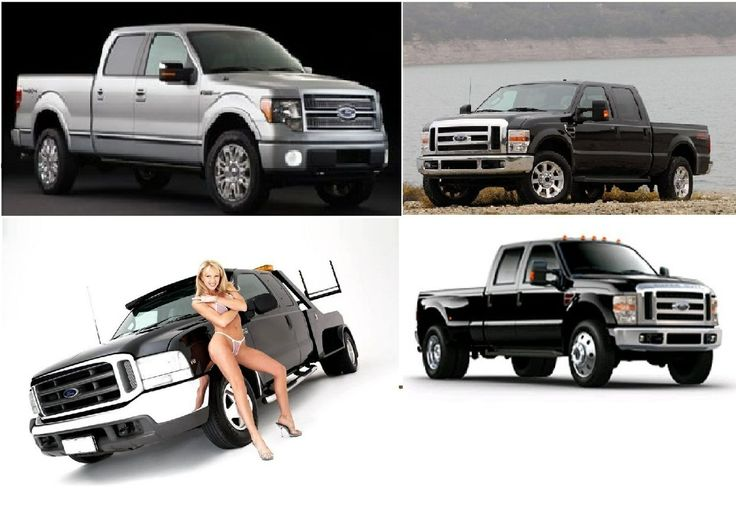 Ford Pick-Up Trucks & Vans WIS 2009
