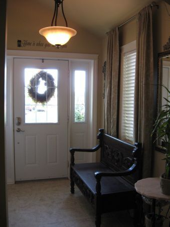 Find This Pin And More On Home Ideas Extreme Manufactured Home Remodel Foyer