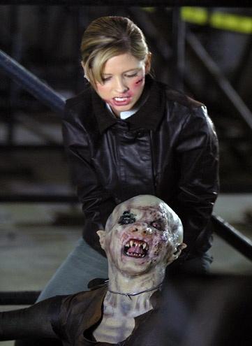 Buffy Summers (Sarah Michelle Gellar), Buffy the Vampire Slayer