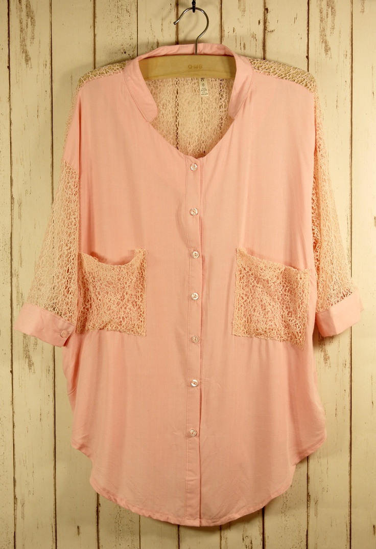 fashion jewelry online store Lace amp Pink Blouse  Dress Meeee