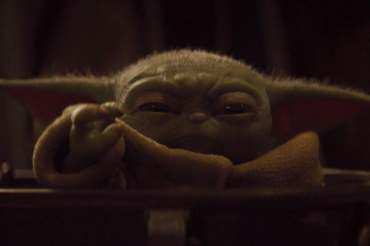The Mandalorian Season 1 Episode 7 Recap Baby Yoda S Dark Side Revealed Mandalorian Star Wars Gif Disney Plus