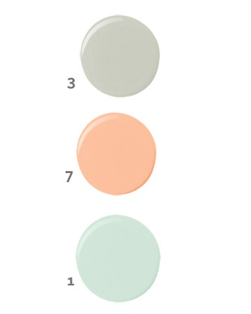 Martha Stewart Paint Punch And Heavenly Blue By Maddie 39 S Room Pinterest Gray