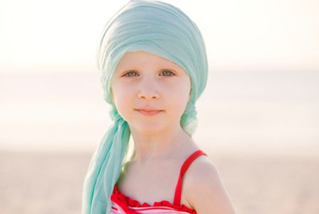 Help your child cope with hair loss... when I am a future child life specialist too!