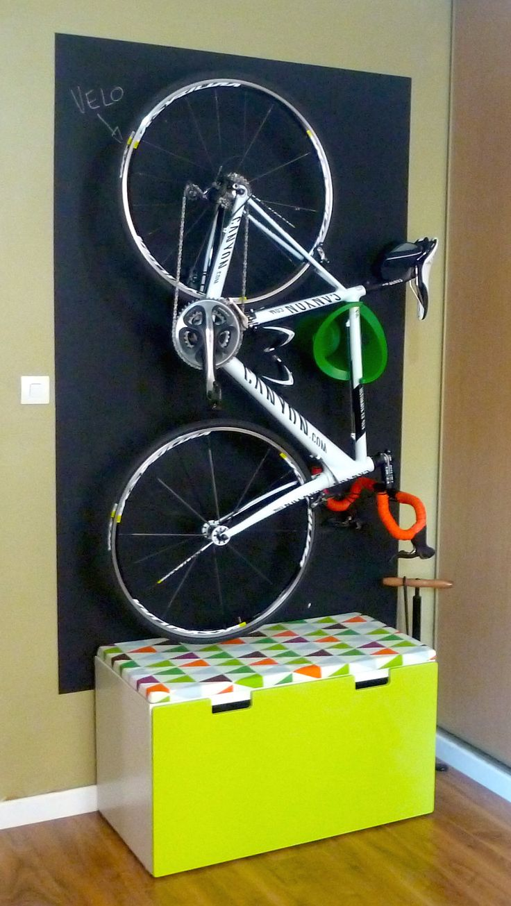 Look jeremy s bicycle rack apartment therapy -  Bike Cycloc Canyon Ikea