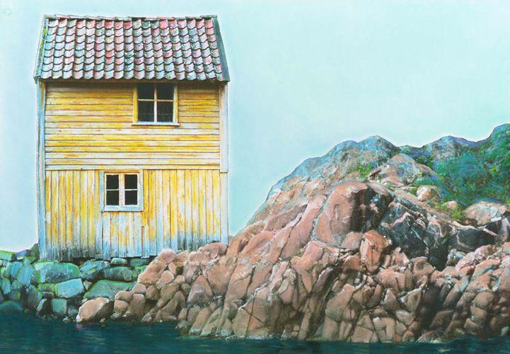 Gul bu: Marianne Hølmebakk, Norway