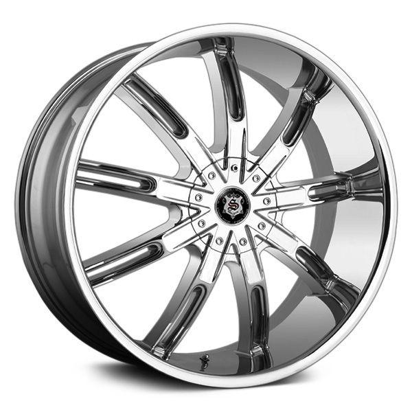 Sevizia SE-422 Wheels