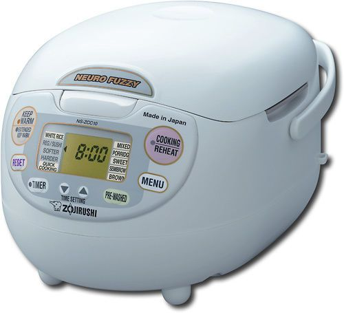 initial rice cooker came