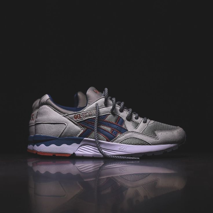 Asics Gel Lyte V. Available at Kith Manhattan Kith Brooklyn and KithNYC.com.