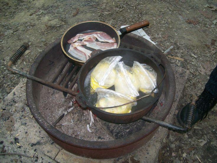 Die Besten 25 Campfire Breakfast Burritos Ideen Auf Pinterest