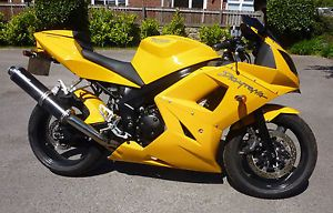 Triumph Daytona 600 - Racing Yellow - 2004 | eBay