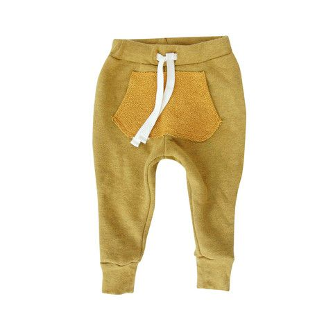 Skinny Sweats - mini mioche - organic infant clothing and kids clothes - made in Canada