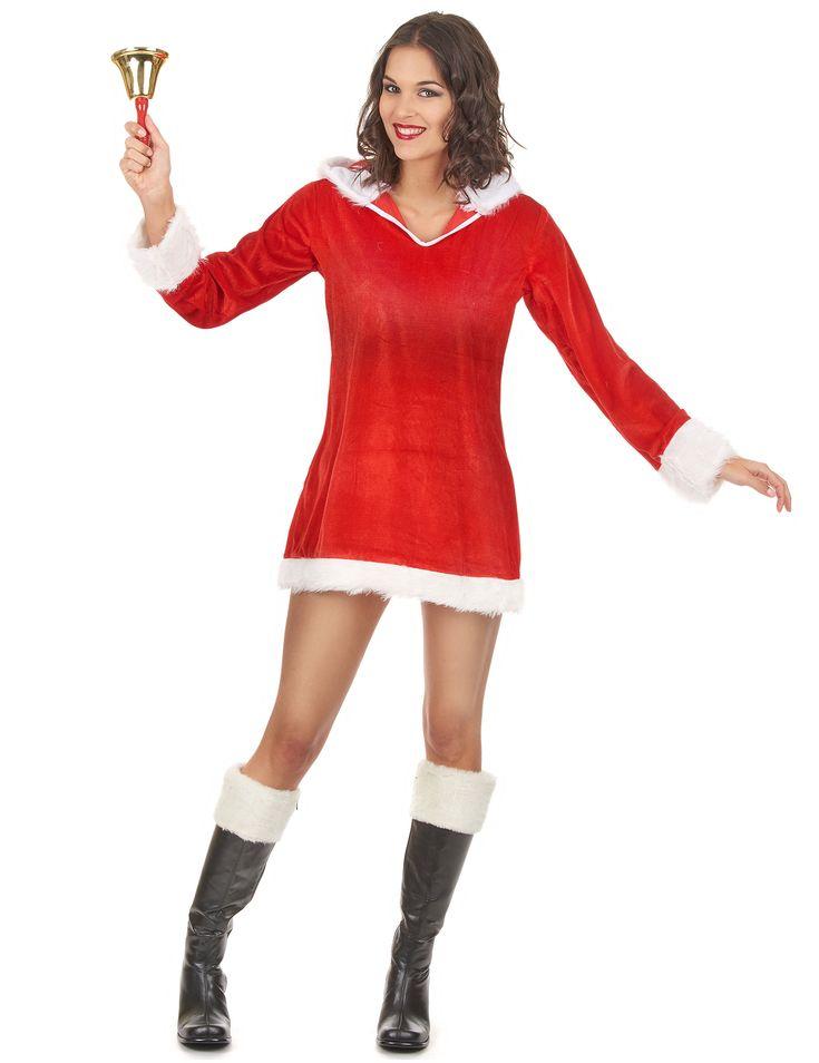 die besten 25 weihnachtsfrau kost m ideen auf pinterest frauen weinachtsmann kost m. Black Bedroom Furniture Sets. Home Design Ideas