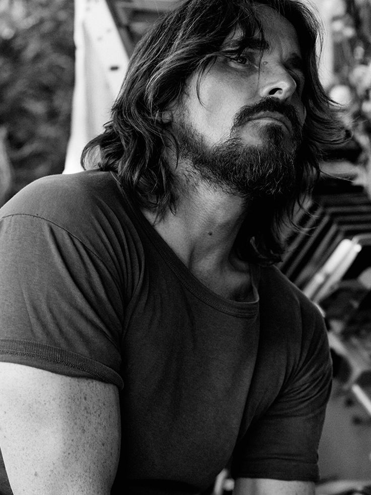Christian Bale is shot by Mikael Jansson for the latest issue of Wall Street Journal Magazine.
