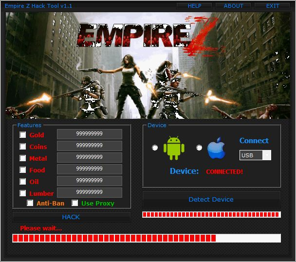 Empire Z Hack v1.1 (Android/iOS) - HacksBook http://www.hacksbook.com/empire-z-hack-v1-1-androidios/