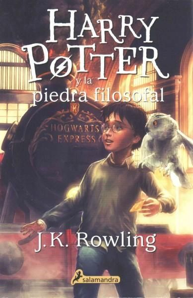 Harry Potter y la piedra filosofal/ Harry Potter and the Philosopher'S