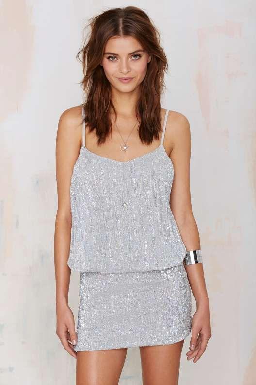 Glamorous La Flavour Sequin Skirt  1ba7697d588c