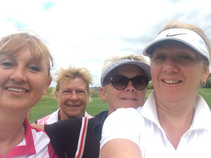 Het dames team