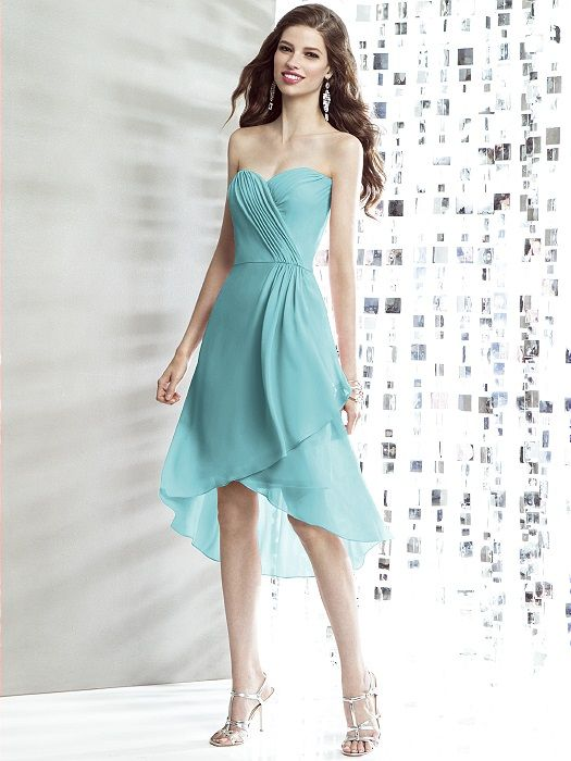 Social Bridesmaids Style 8138 (shown in spa)