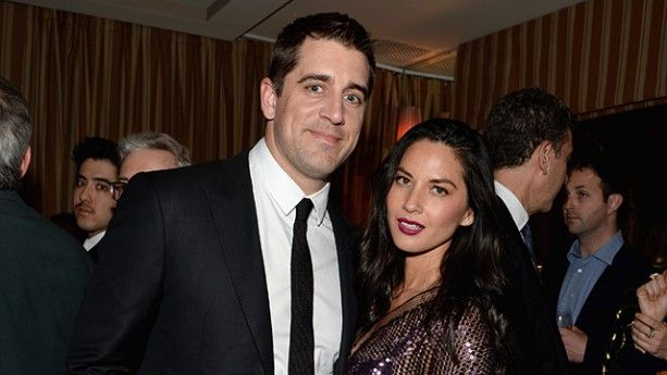 "This is an interesting one. ET caught up with Olivia Munn, and she had this to say. ""Rogers has impressed Olivia Munn's mother, Kim, a Chinese descendant born and raised in Vietnam. ""My mom, that's how she texts, she's like, 'You tell Aaron Rodgers I think he number one quarterback! And you let him know"