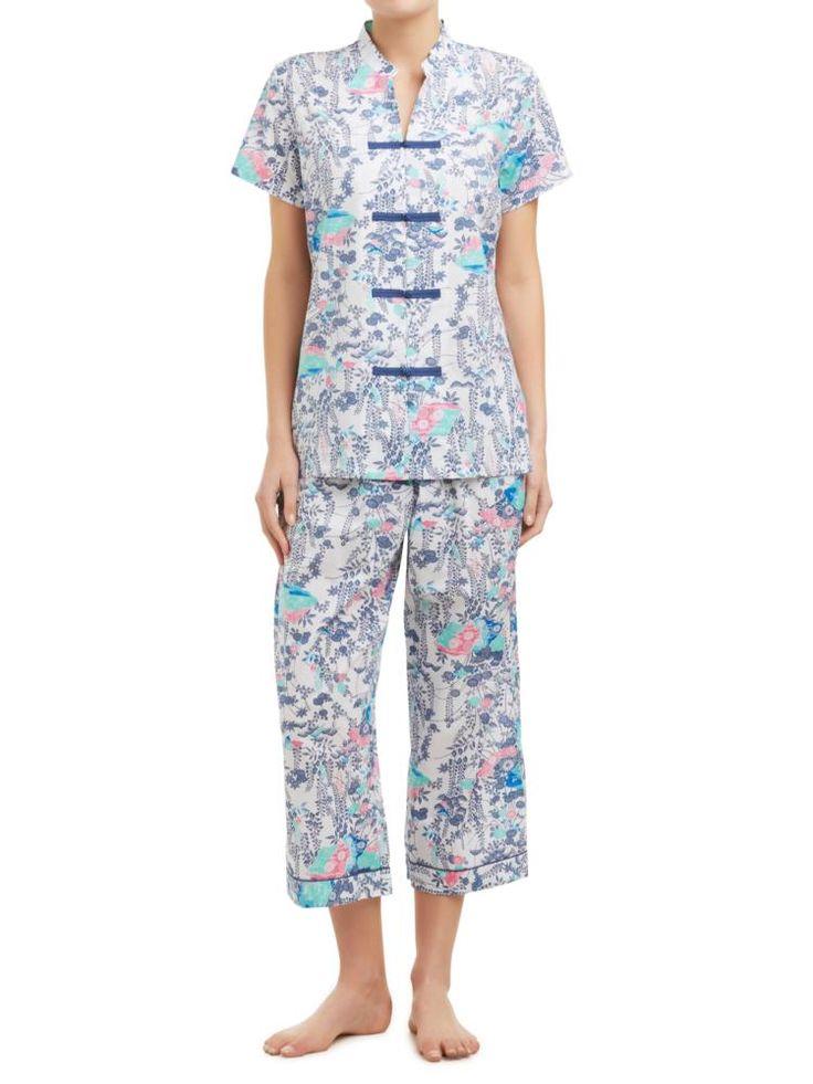 Sussan - Sleepwear - Pj Sets - Garden print pj set