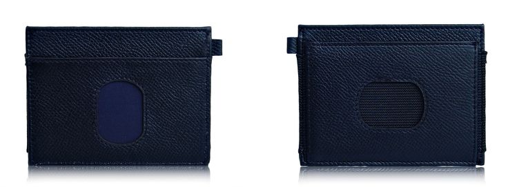 Leather Zip Around Wallet - A day to meditate by VIDA VIDA wUmUC